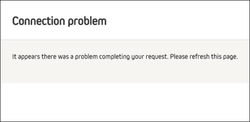 CraveTV Blocked