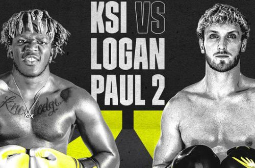 How to Watch KSI vs. Logan Paul 2 Live Online