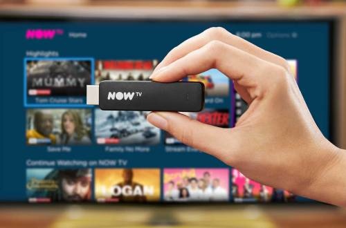 How to Watch Now TV Outside the UK