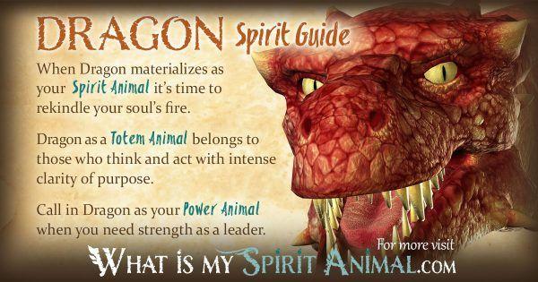 Dragon Spirit. Totem. & Power Animal Symbolism Meaning - What Is My Spirit Animal   Spirit. Totem. & Power Animals