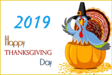 Image result for 2019 thanksgiving