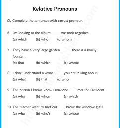 relative-pronouns-worksheets - Your Home Teacher [ 1056 x 816 Pixel ]
