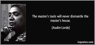 Audre's words are giving me life right now.
