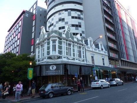 Scintillating Cape Towns Beautifully unique architecture