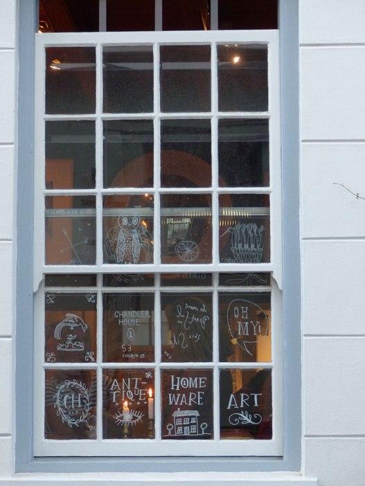 Ecclectic & Quaint Stores