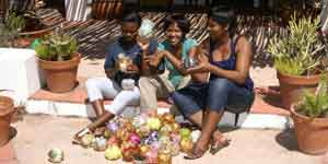 All Women Recycling - NoratallmoncomUPcycleAfrica