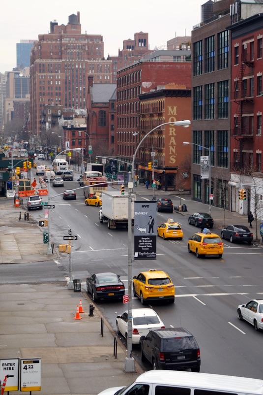 nyc street views