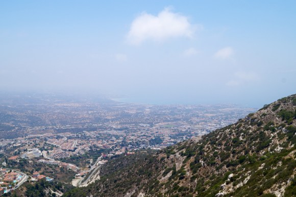 cyprus viewpoint pano