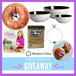 Sweet Noshings Ultimate Jew Food Lovers Giveaway!!