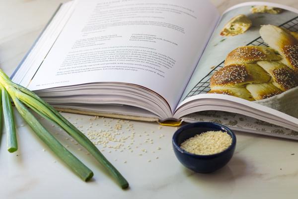 Scallion Pancake Challah