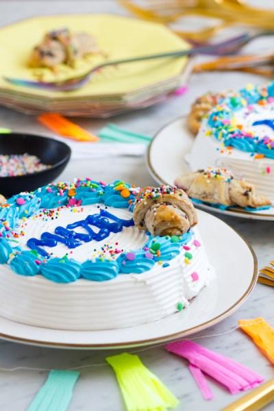 Cookie Dough Rugelach