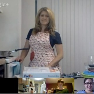 Announcing the Google+ Mystery Ingredient Cook-off Winner!