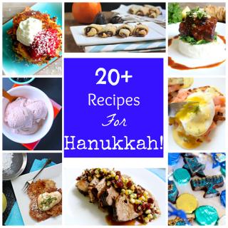 20+ Hanukkah Recipes