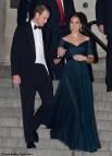 Kate Middleton Gala Dress