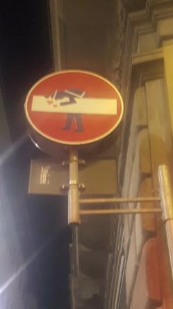 Florence street sight