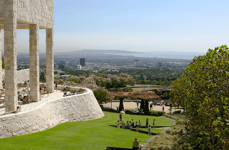 Getty Center LA