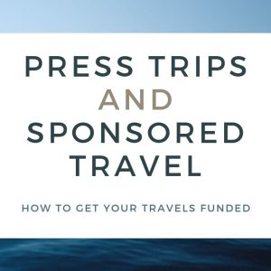 press trips and sponsored travel course