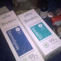 Salcura Bioskin DermaSpray & Zeoderm Cream For Psoriasis   My Review & Pictures ❤