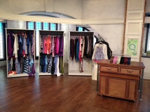 The QVC set for the Organised Options hangers