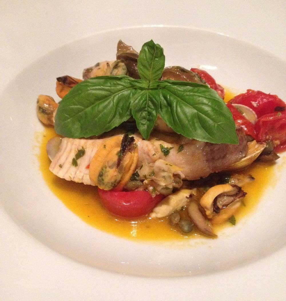 Fish main for Badalamenti Cucina e Bottega