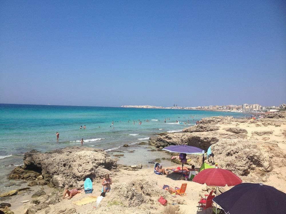 Gallipoli beaches