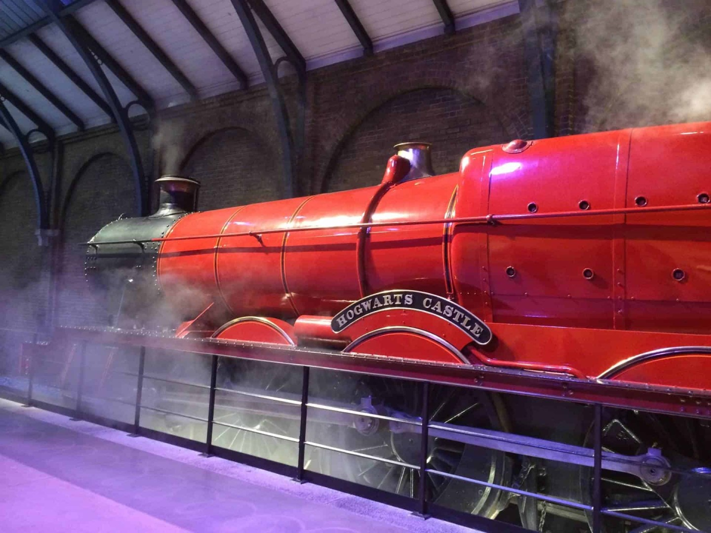 The Harry Potter Studio Tour really is magical