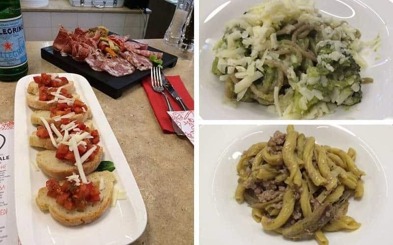 Tosca restaurant at Mercato Centrale