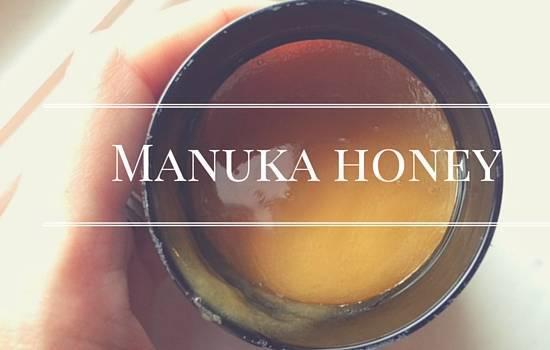 Holland and Barrett Manuka honey
