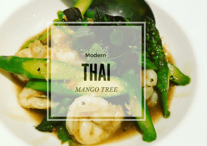 Modern Thai at Mango Tree