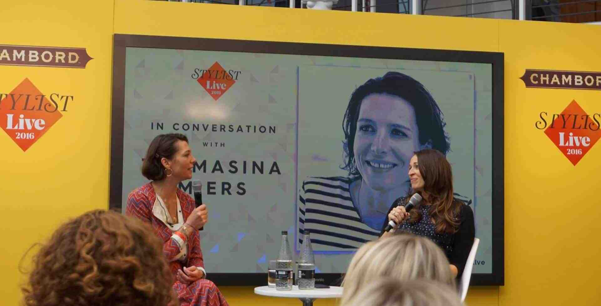 Thomasina Miers at Stylist Live