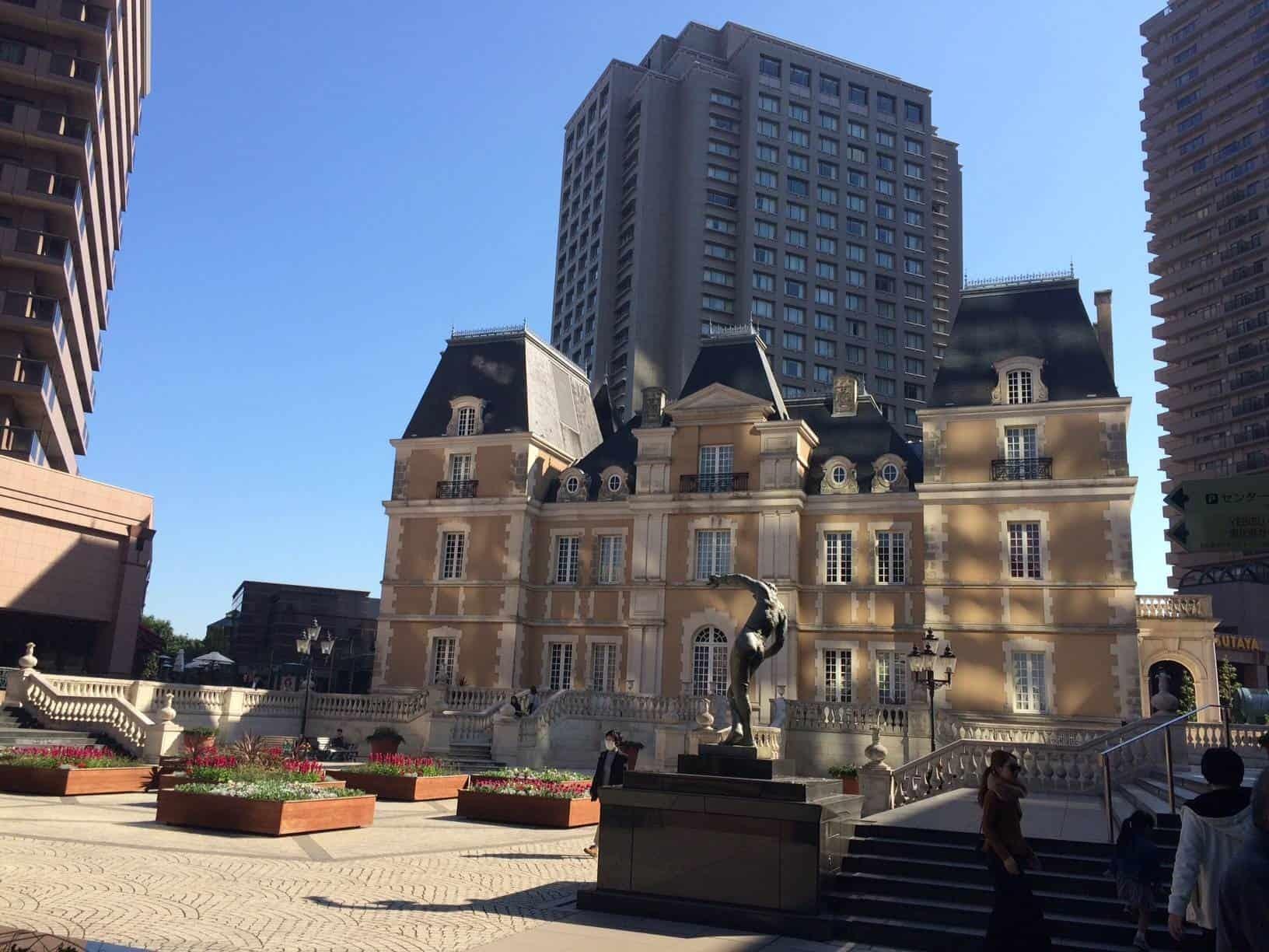 Yebisu Garden Palace