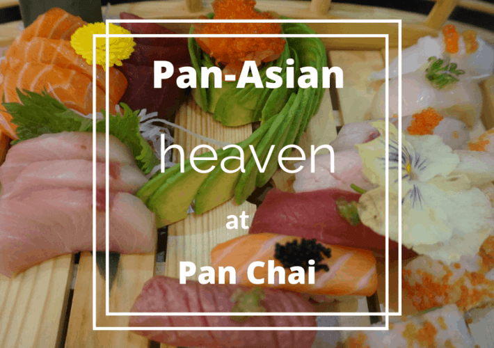 Pan-Asian at Pan Chai - a review