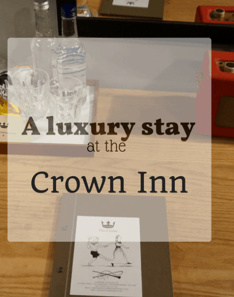 A luxury weekend at The Crown Inn