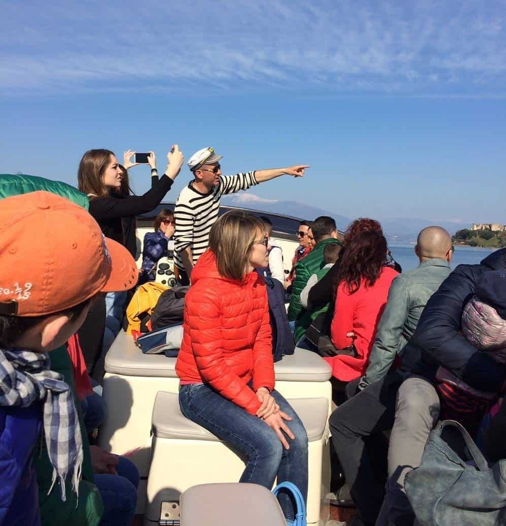 Sirmione Boat tour
