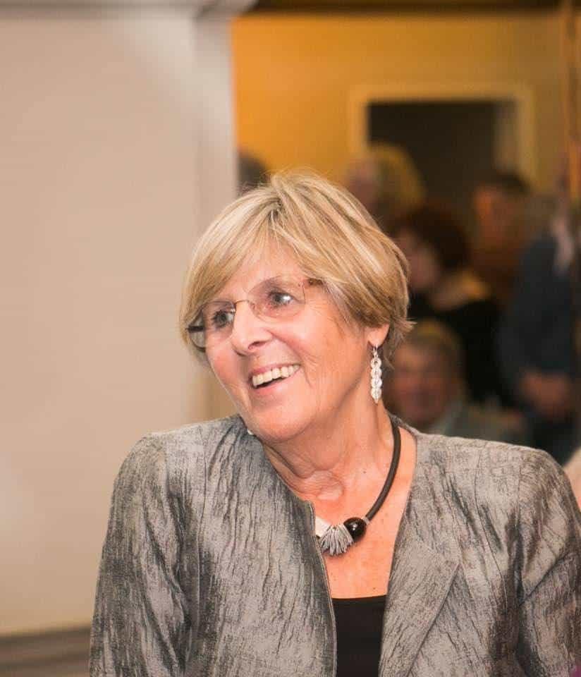 Jane Jason, founder of Dementia UK