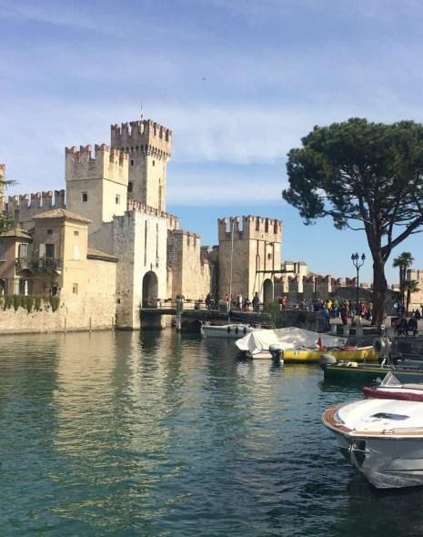 Sirmione in Lake Garda