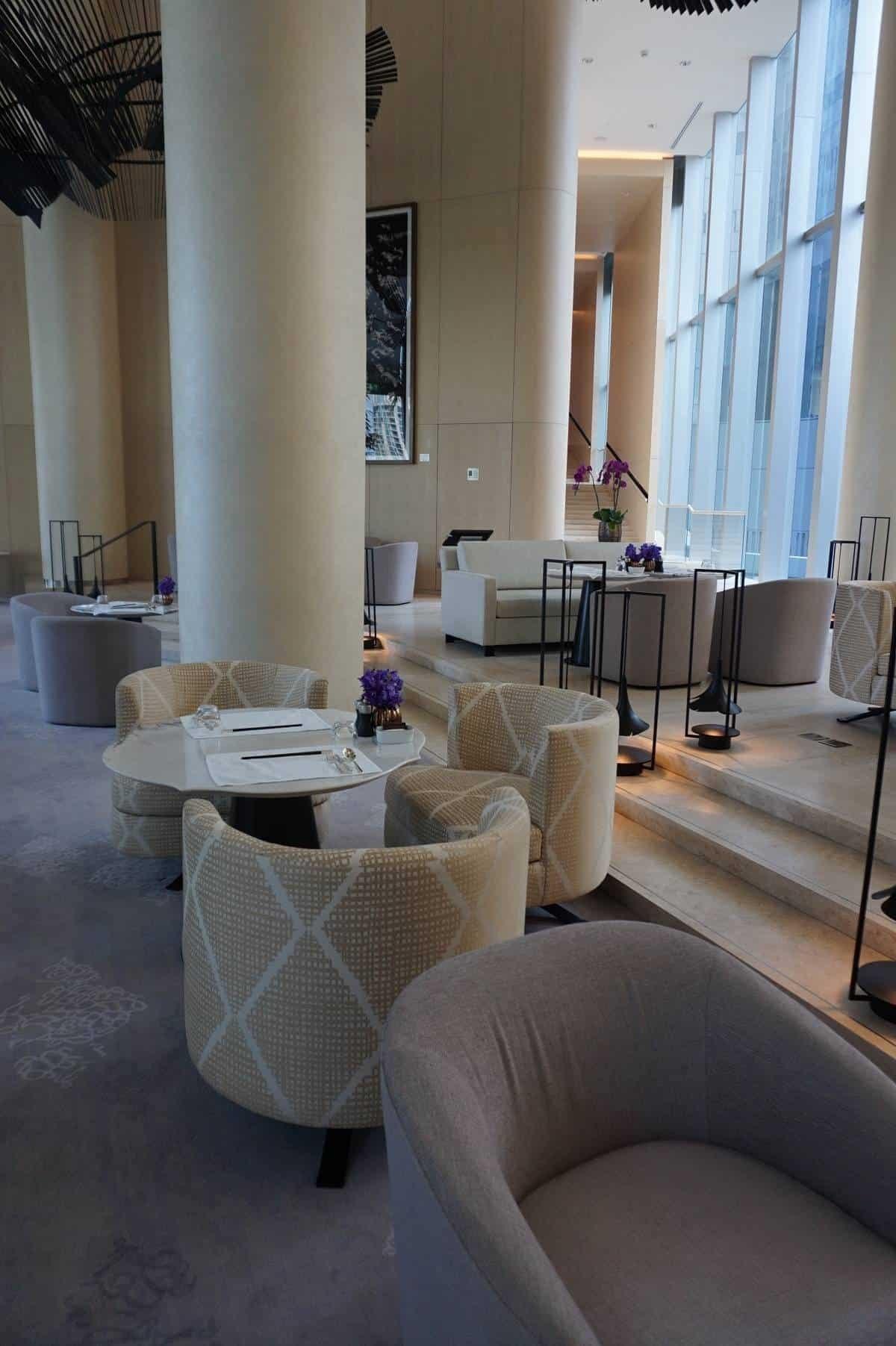 Park Hyatt Bangkok Lounge
