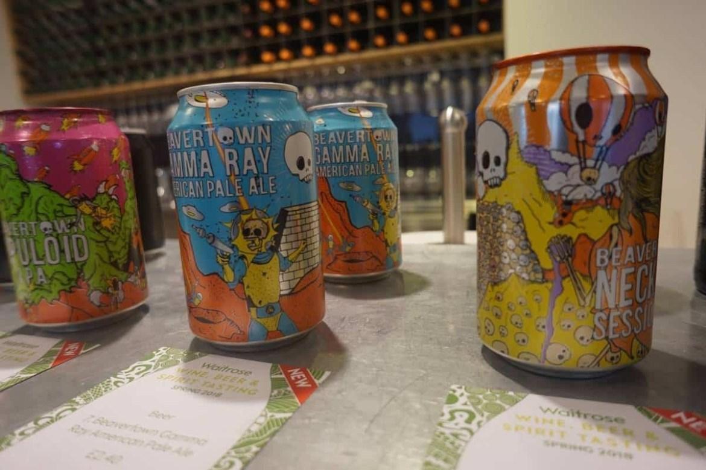 Beavertown beers