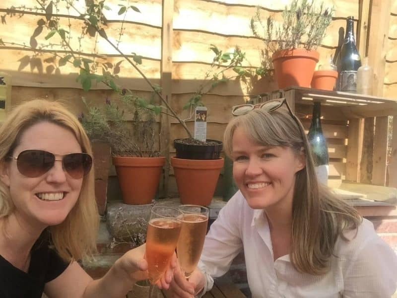 Wine time in Emsworth