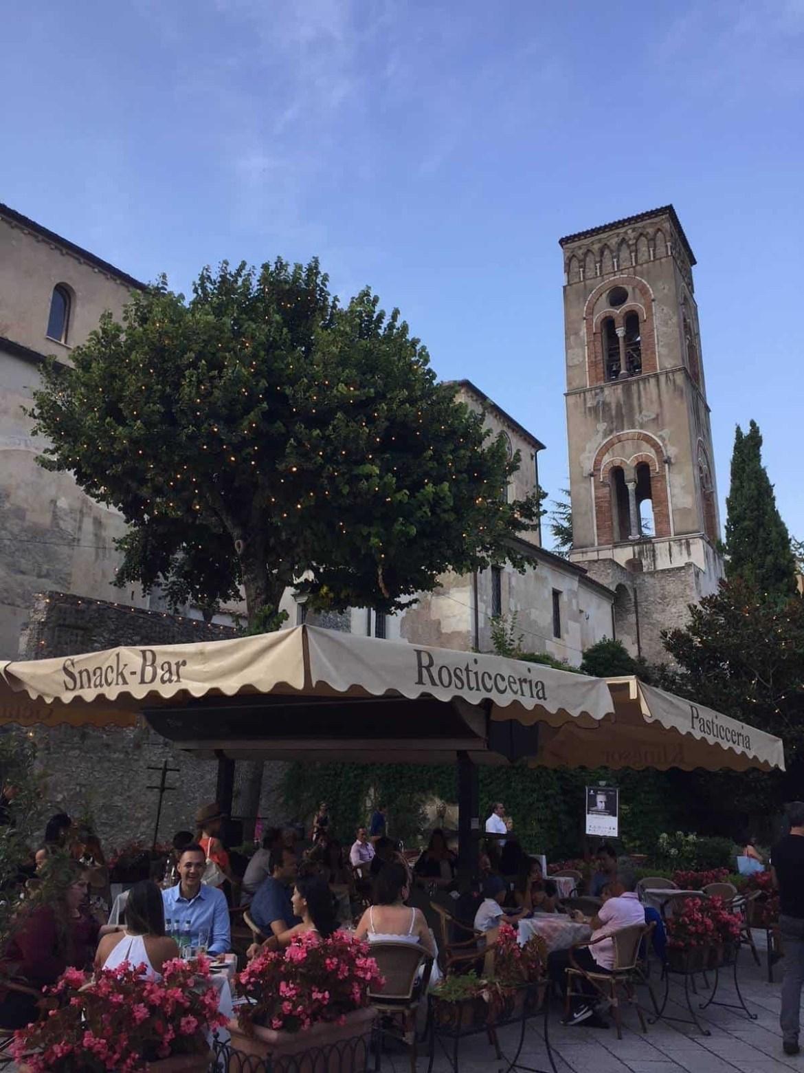 Bar in Ravello