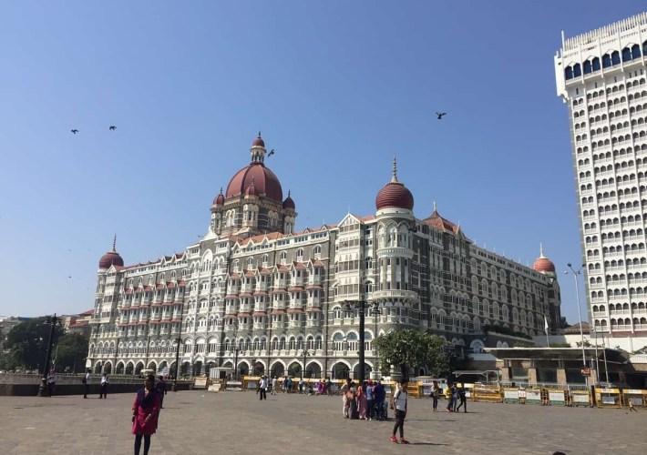 Taj Mahal Palace Hotel Mumbai