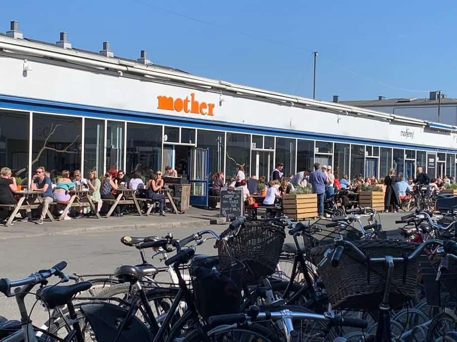 Meat packing district Copenhagen