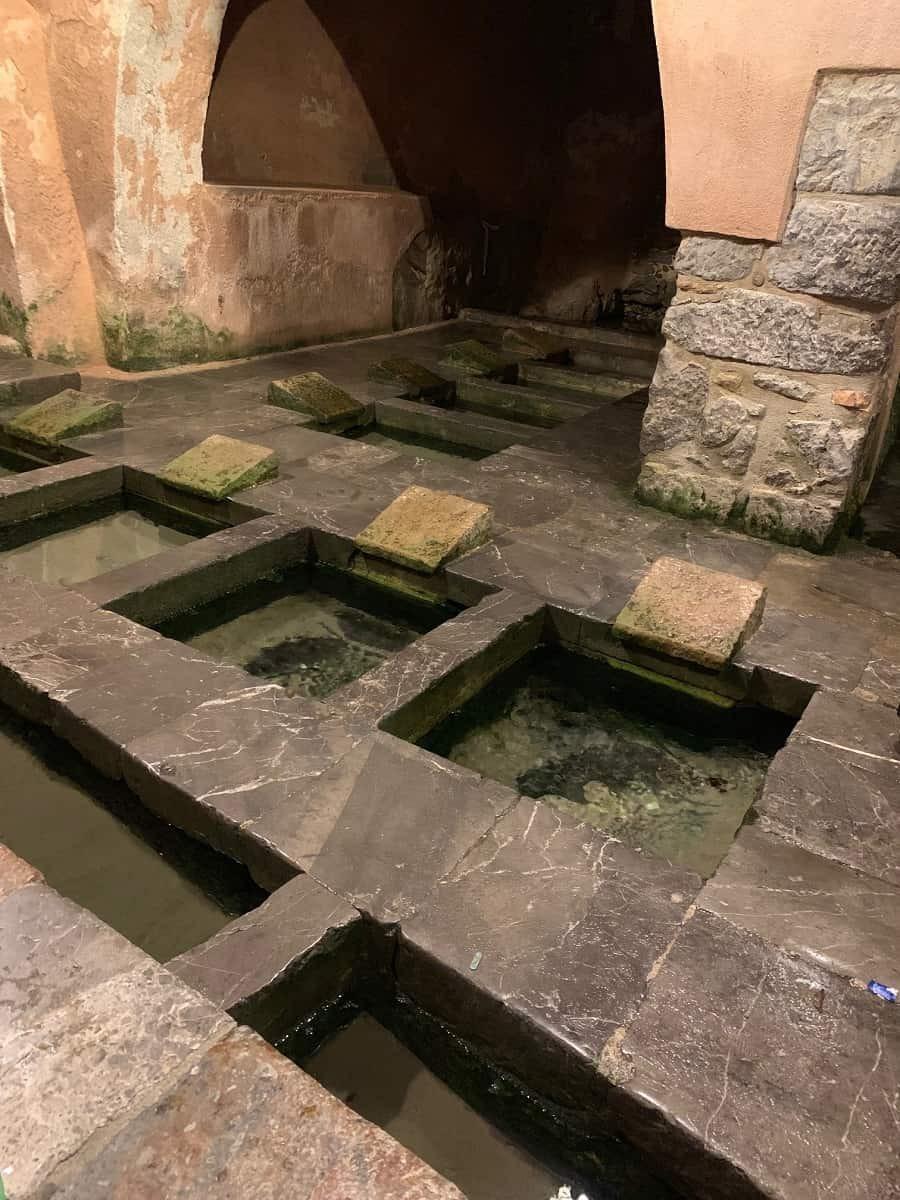 Lavatoio Medievale in Cefalu