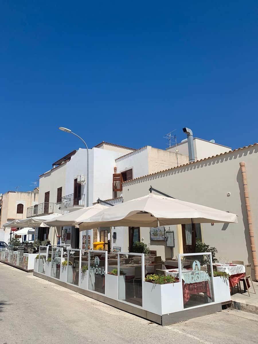 San Vito Lo Capo town