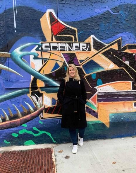 street art in Bushwick Brooklyn