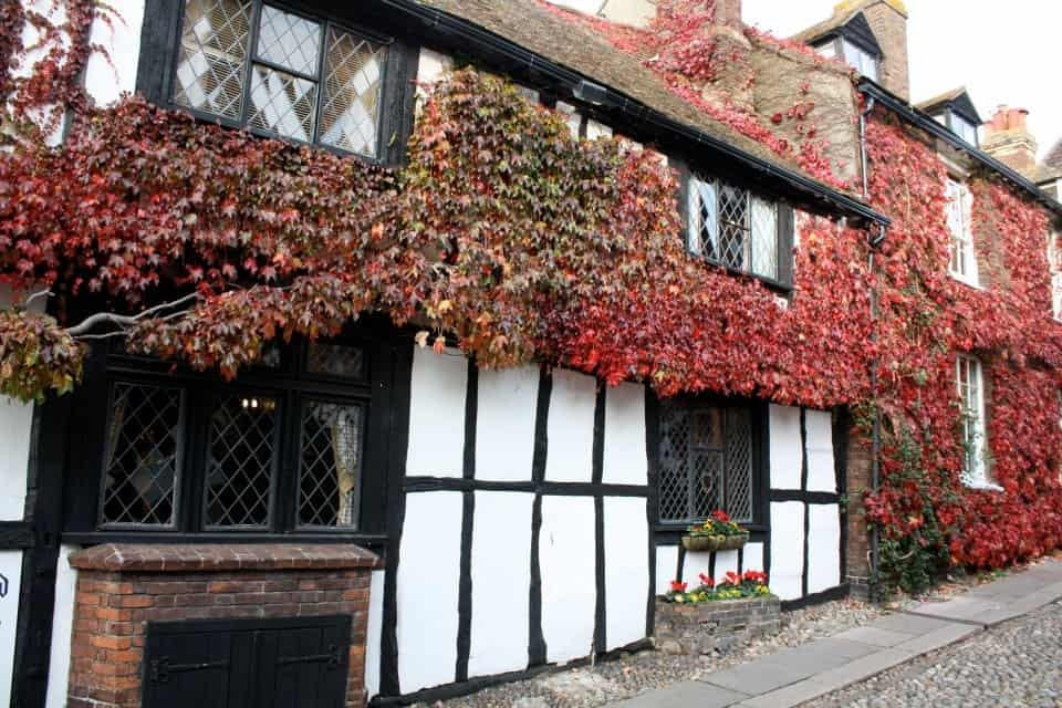 The Mermaid Inn in Rye