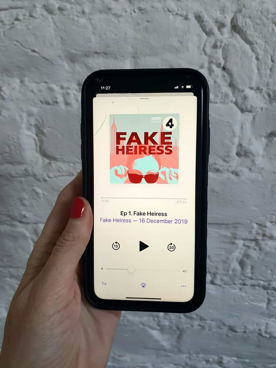 Fake Heiress podcast