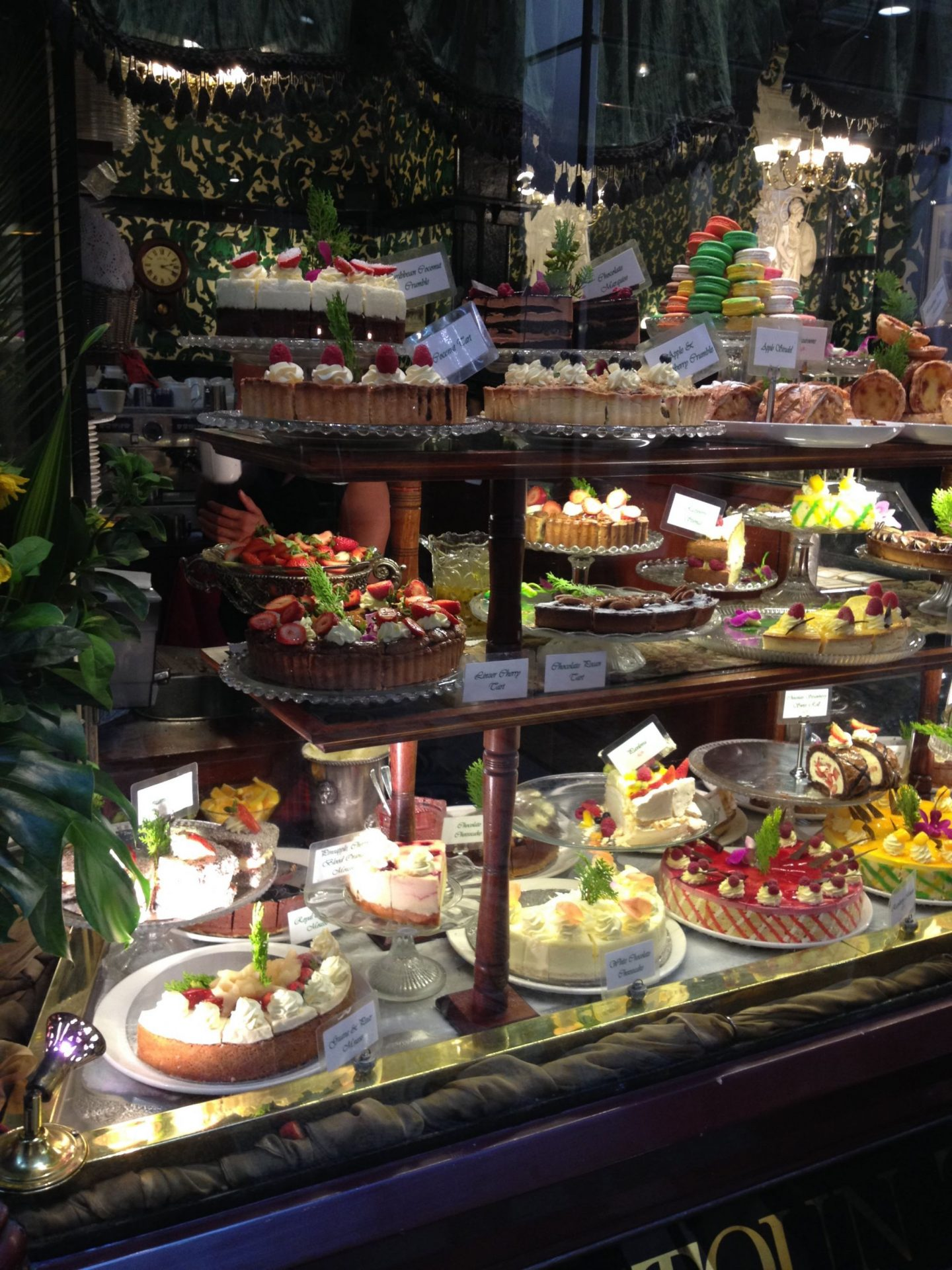 Hopetoun Tearooms, Royal Arcade