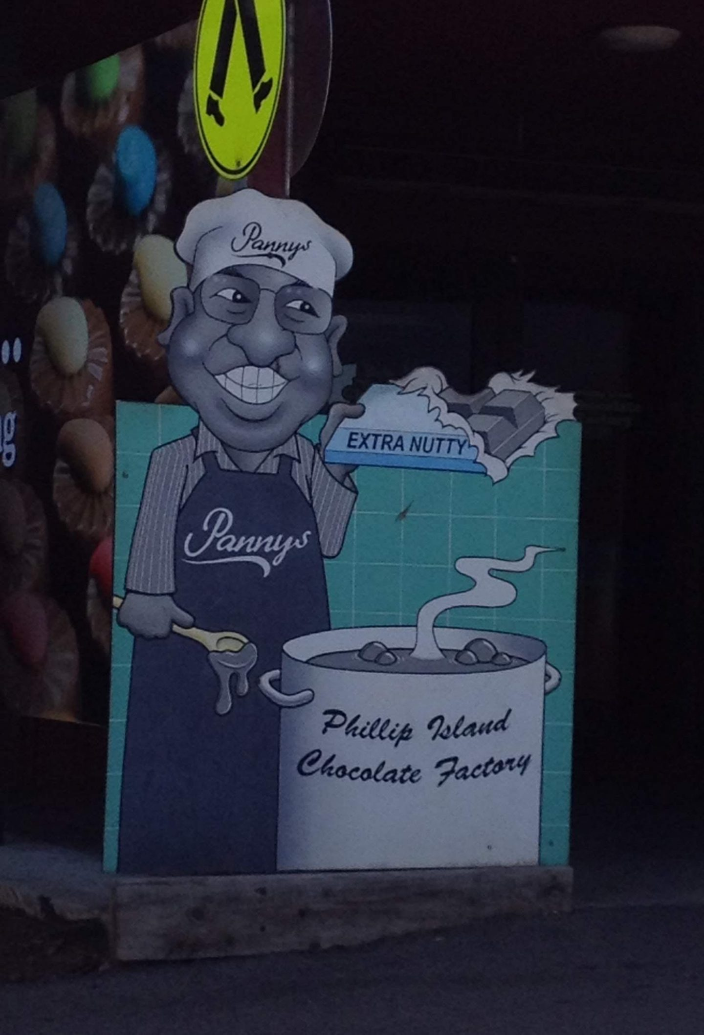 Panny's Chocolate Factory