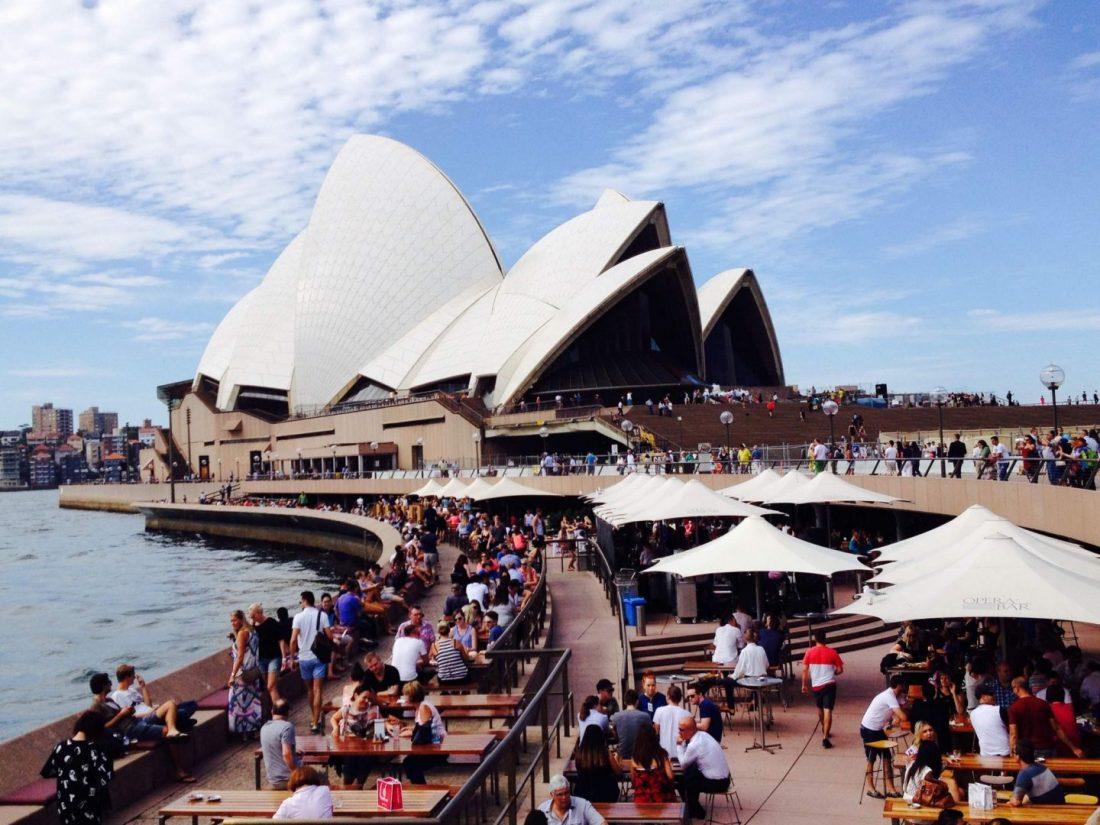 Opera Bar, Sydney Opera House